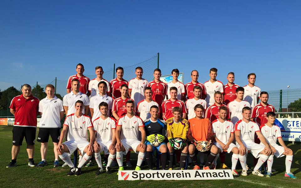 SV Arnach Saison 2015_2016
