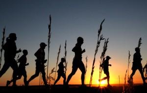 Marathon Bild