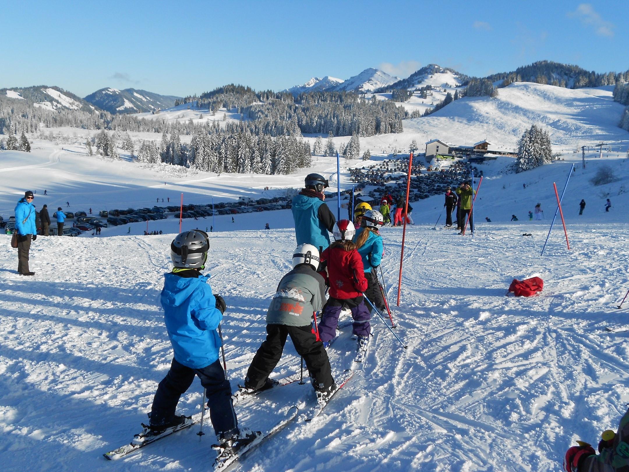 Vorankündigung: Skikurs vom 02.-04.01.2018