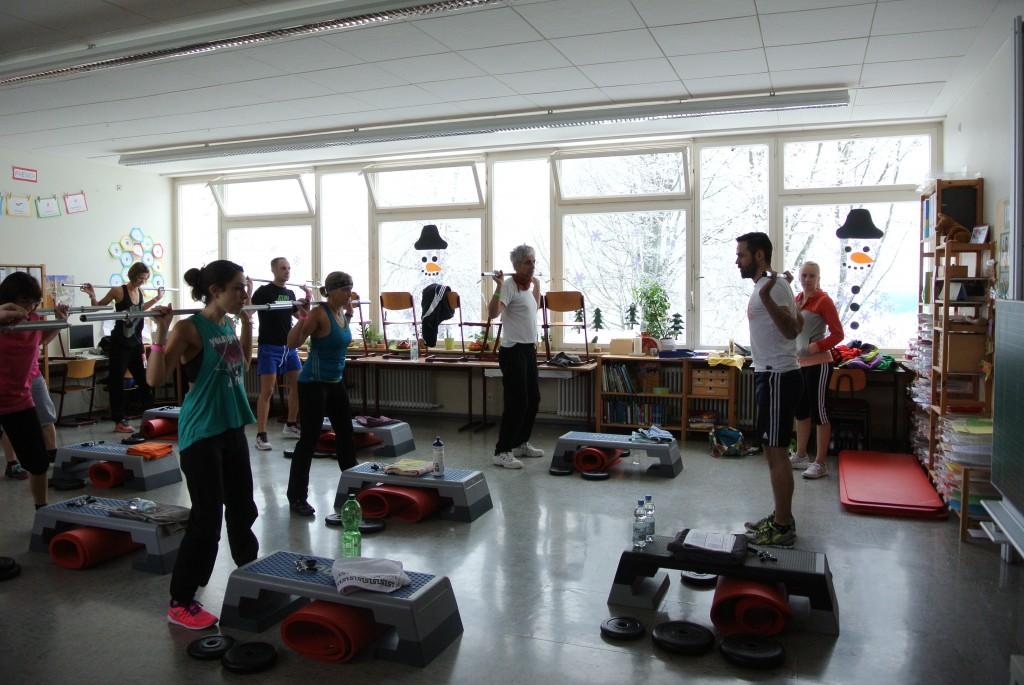 Erfolgreicher 2. Fitness- und Gesundheitstag