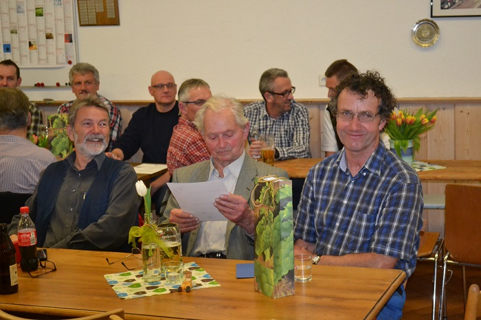 Mitgliederversammlung des SV Arnach