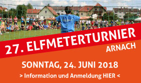 27. Elfmeterturnier in Arnach