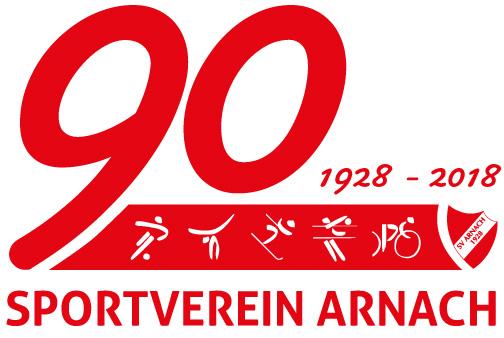 90 Jahre SV Arnach – Festprogramm am 21. Juli 2018