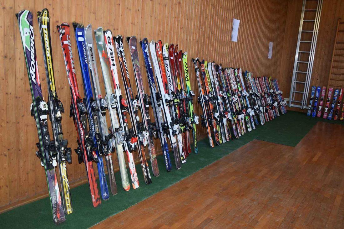 Arnacher Skibasar war ein voller Erfolg