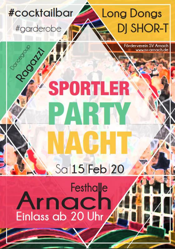 Sportler-Party-Nacht 2020